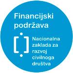 Financijski podržava nacionalna zaklada za razvoj civilnog društva